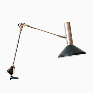 Mid-Century Modern Task Lamp or Clamp Table Light from Beisl, 1970s