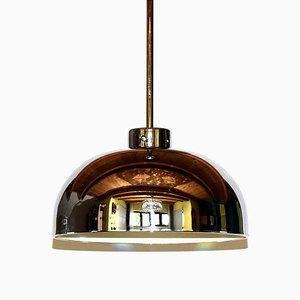 Lámpara colgante estilo Bauhaus, años 30