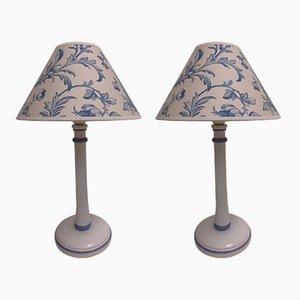 Lampes de Bureau par Laura Ashley, 1980s, Set de 2