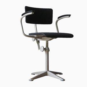 Chaise de Bureau Pivotante par Friso Kramer pour Ahrend De Cirkel, 1960s