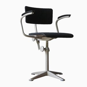 Office Swivel Chair by Friso Kramer for Ahrend De Cirkel, 1960s