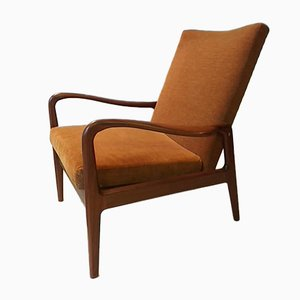 Rosewood Armchair from Greaves & Thomas, 1960s