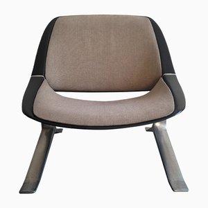 Vintage Sessel von Knut Hesterberg für Selectform, 1970er, 2er Set