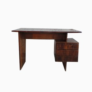 Mid-Century Ash Desk by Bohumil Landsman, 1970s