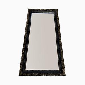 Espejo antiguo alargado