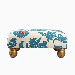 Art Deco Style Footstool, 1950s