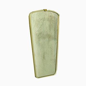 Mid-Century Modern Brass Mirror, 1963