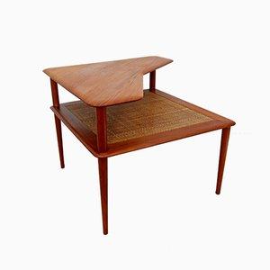Table Basse Minerva par Peter Hvidt pour France & Søn / France & Daverkosen, 1960s