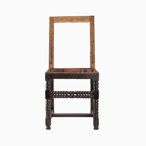 Antiker Neorenaissance Stuhl