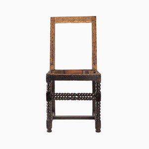 Chaise Néo-Renaissance Antique