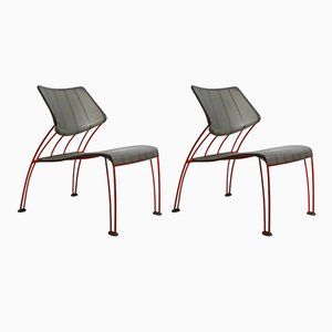 PS Hasslo Chairs by Monika Mulder for Ikea, 1990s, Set of 2