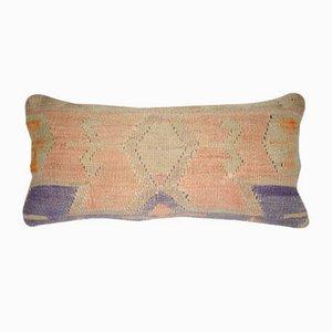Kissenbezug aus einem Kelim Wollteppich von Vintage Pillow Store Contemporary