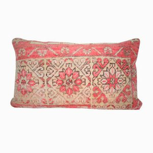 Rustic Oushak Rug Pillow Cover from Vintage Pillow Store Contemporary