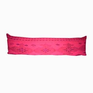 Longue Housse de Coussin Kilim Rose de Vintage Pillow Store Contemporary