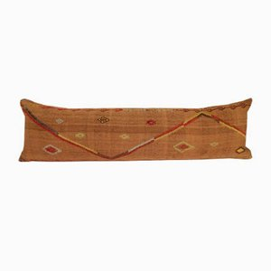 Long Striped Turkish Bench Kilim Pillow from Vintage Pillow Store Contemporary