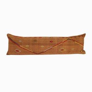 Longue Housse de Coussin Kilim à Rayures de Vintage Pillow Store Contemporary, Turquie