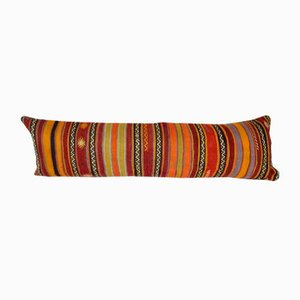 Long Turkish Kilim Pillow Cover from Vintage Pillow Store Contemporary