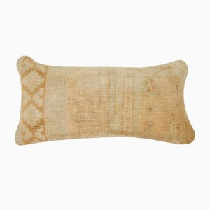Turkish Embroidered & Textured Pillow Cover from Vintage Pillow Store Contemporary