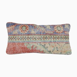 Large Turkish Oushak Rug Cushion Cover from Vintage Pillow Store Contemporary