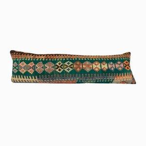 Langer Kissenbezug mit geometrischem Muster von Vintage Pillow Store Contemporary