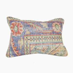 Wool Lumbar Pillow Cover from Vintage Pillow Store Contemporary