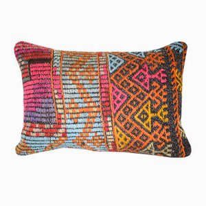 Türkischer Cicim Kissenbezug von Vintage Pillow Store Contemporary