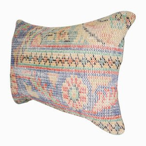 Muted Color Oushak Pillow Cover from Vintage Pillow Store Contemporary