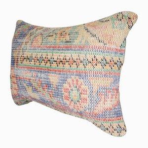Oushak Kissenbezug in gedämpften Farben von Vintage Pillow Store Contemporary