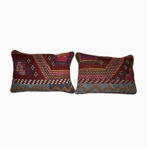 Fundas de cojín de kilim de Vintage Pillow Store Contemporary. Juego de 2