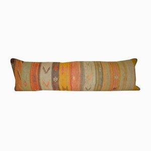 Housse de Coussin Kilim Lombaire en Laine de Vintage Pillow Store Contemporary