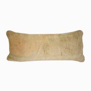 Oushak Kissenbezug aus Teppichstoff von Vintage Pillow Store Contemporary