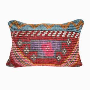 Funda de cojín turca de kilim de Vintage Pillow Store Contemporary