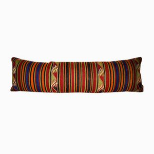Funda de cojín turca grande de kilim de Vintage Pillow Store Contemporary