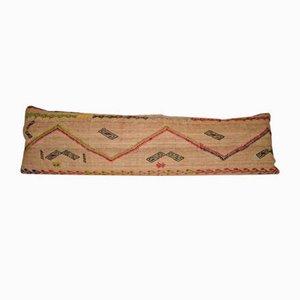 Funda de cojín alargada tejida de Vintage Pillow Store Contemporary
