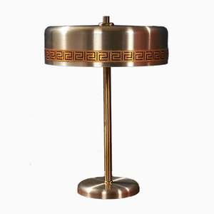 Danish Table Lamp from Vitrika, 1970s