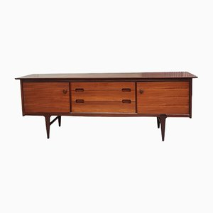 Large Mid-Century Teak Sideboard from A. Younger Ltd., 1960s