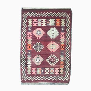 Turkish Anatolian Kilim, 1950s