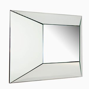 Medium Facet Mirror by Nayef Francis