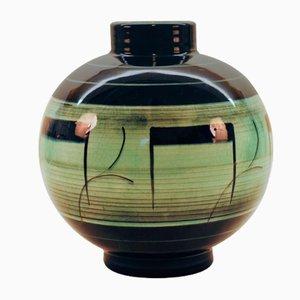 Vase Art Déco par Ilse Cleason pour Rörstrand, 1930s