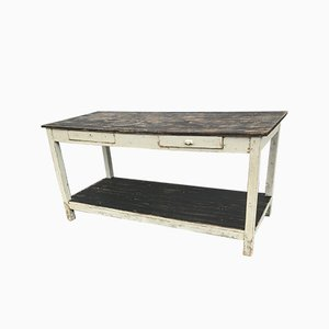 Vintage Cutting Table, 1920s