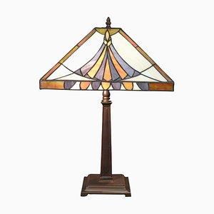 Lámpara de mesa vintage de Tiffany & Co., años 50