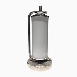Lámpara de mesa Tubus Art Déco, años 20