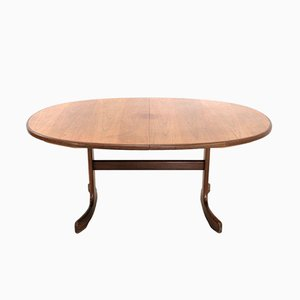 Vintage Fresco Teak Dining Table by Victor Wilkins for G-Plan, 1970s