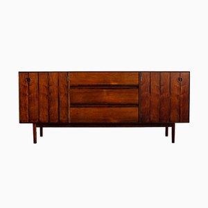 Mid-Century Sideboard aus Nussholz & Palisander von Paul Browning für Stanley Distinctive Furniture, 1960er