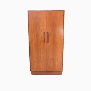 Vintage Fresco Teak Wardrobe by Victor Wilkins for G-Plan, 1970s