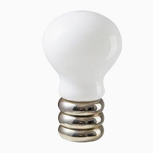 Lámpara de mesa Giant Bulb de Ingo Maurer, años 60