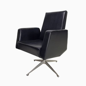 Mid-Century Model 98 Armchair by Theo Ruth for Artifort, 1950s