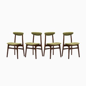Model 200-190 Chairs by R. T. Hałas, 1960s, Set of 4