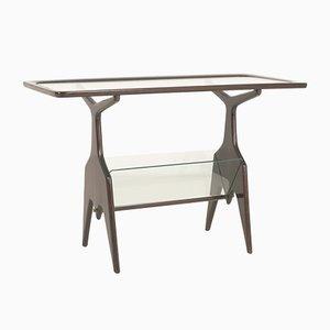 Table d'Appoint Vintage par Ico & Luisa Parisi pour De Baggis, 1950s