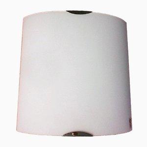 Lámpara de pared vintage de Toso & Massari para Leucos, años 90